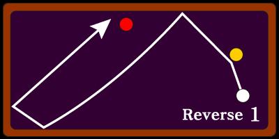 당구 3쿠션 리버스 패턴 1 썸네일 이미지